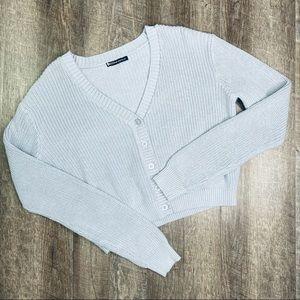 Brandy Melville Baby Blue Billie Sweater
